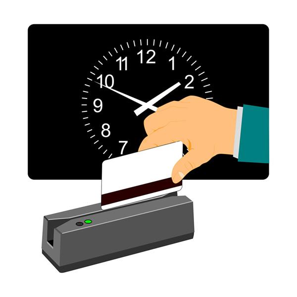 タイムカード不要の就業管理ソフト