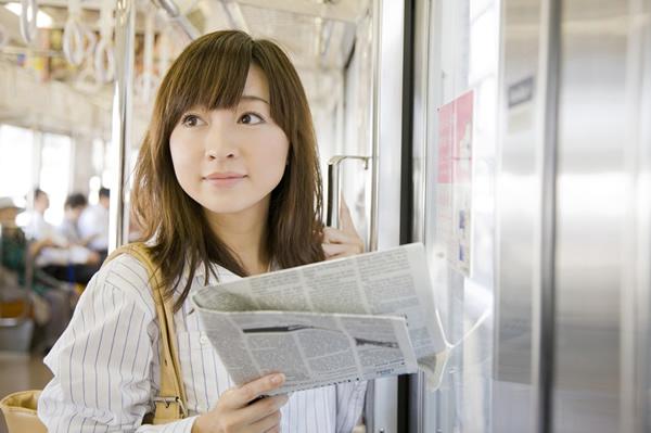 女性も通勤が楽しい職場